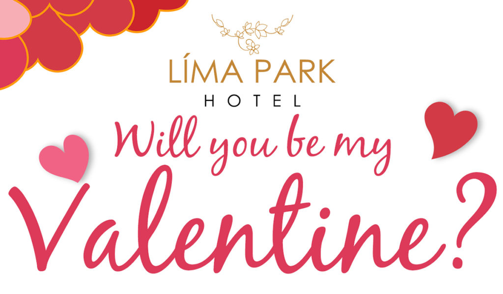Will You Be My Valentine At LIMA Park Hotel. Verified. Valentines Day  2018_FLYERS (1)