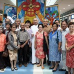 SM City Lipa Grandparents day Celebration