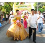 santacruzan and flores de mayo in batangas