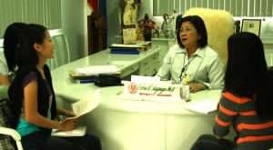 Upclose BatState-U President, Dr. Nora Magnaye (Part 1)