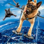 Cats and Dogs 3D movie poster