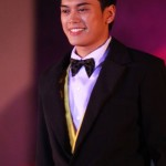 Best in Formal Attire - Jowell Christian de los Reyes