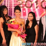 Miss Lyceum 2010 1st Runner-Up Marinel Andal