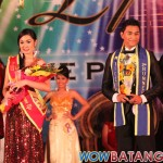 Mr. and Miss Lyceum 2010 2nd Runners-Up - Michael Gerard Castillo and Mary Jewel Punzalan