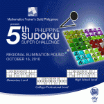 5th Sudoku Super Challenge at SM City Lipa
