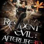Resident Evil 4 Afterlife movie schedule at SM City Lipa cinema