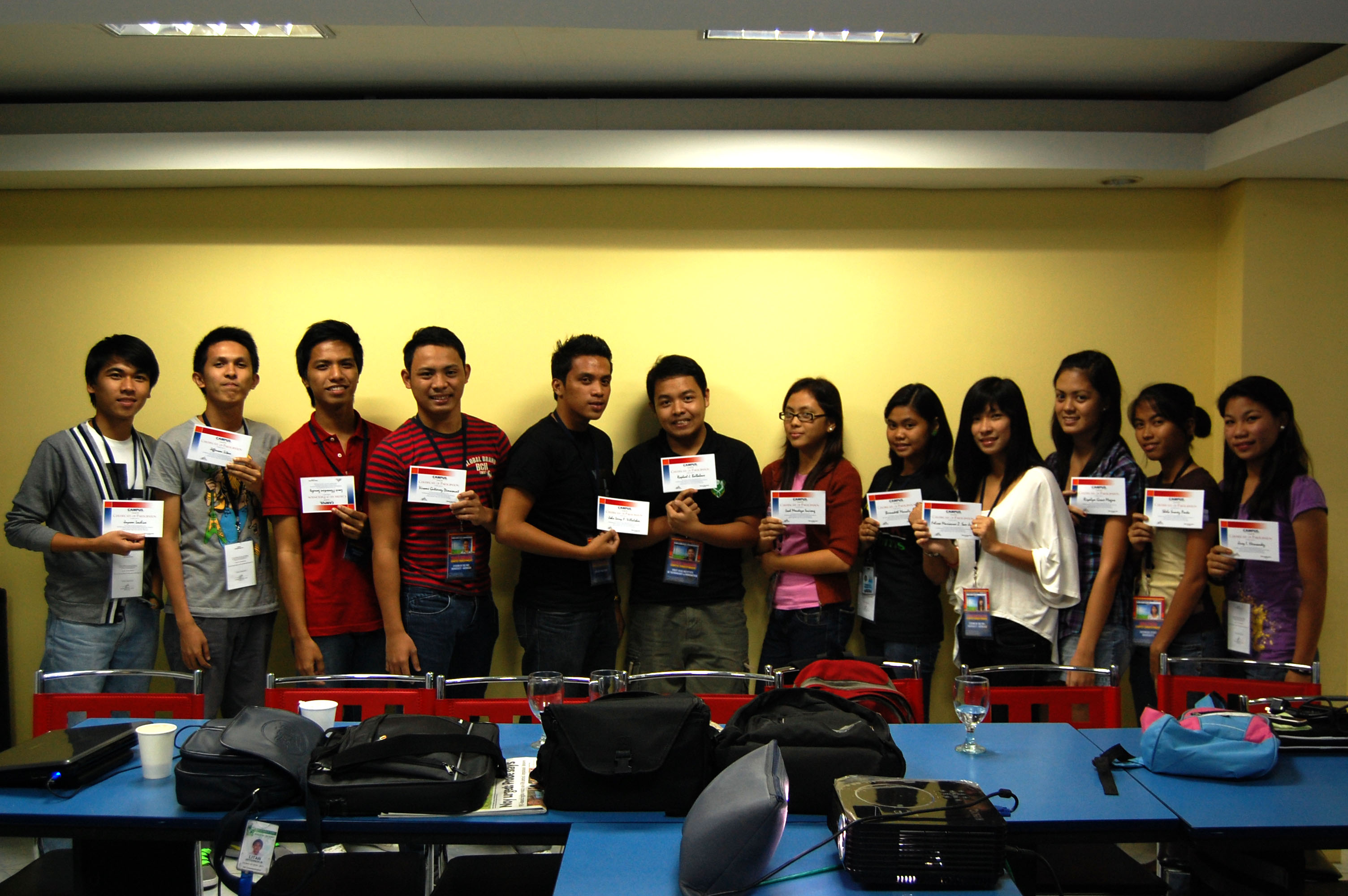 WOWBatangas Campus Correspondents