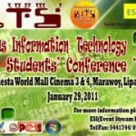 Batangas Information Technology Students' Conference 2011
