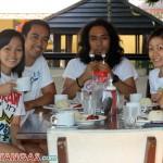 wowbatangas team at villa khristalene