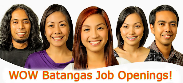WOW Batangas Latest Jop Openings and Vacancies, March 2011