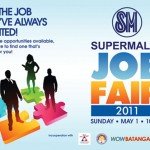 Labor Day Job Fair 2011 at SM City Lipa (1)