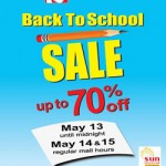 robinsons back to school sale