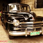 vintage car in Villavicencio House