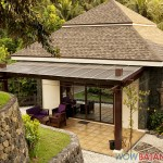 one of the villas in Cintai Corito's Garden