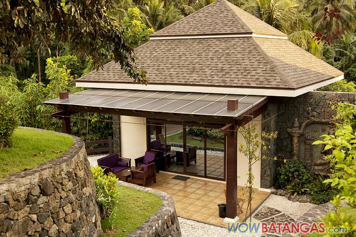a villa in Cintai - Corito's Garden