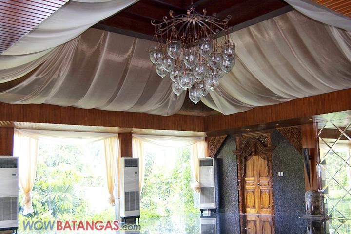 inside Pavilion Patricia