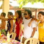 WOWBatangas Team at Llamar Beach Resort