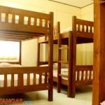 dorm-type room in Llamar Beach Resort