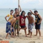 WOWBatangas Team at the Laiya beach