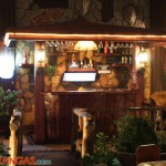 Aristeo&#039;s Bar by the garden