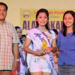 Ambassadress of Youth, Candidate No. 15 - Ms. Fabrica - Charmaine D. Macatangay