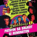 Zombadings screening schedule at SM City Lipa