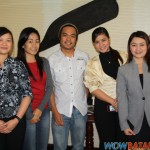 with the ladies of Lima Park Hotel