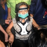 Gloria Arroyo arrested