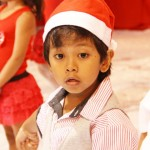 One of the Jollibee Kids at SM City Batangas