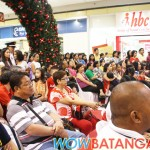 Audience at SM City Batangas
