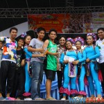 Lemery dancers won 3rd Place in 5-Minute Dance Exhibition