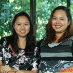 Ms. Ces of Cesca's Kitchen and Ms. Cathy of Cintai