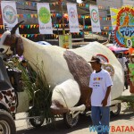 float 3rd Place - Tuy - Kambingan Festival