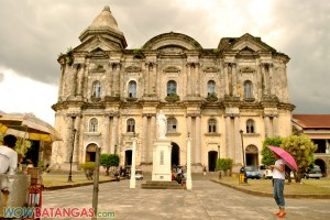 Basilica of St. Martin de Tours in Taal, Batangas