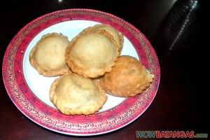 Taal-empanada   Batangas