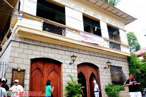 going around the Heritage Town - Taal, Batangas