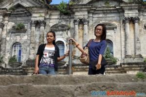 photo shoot in Taal, Batangas