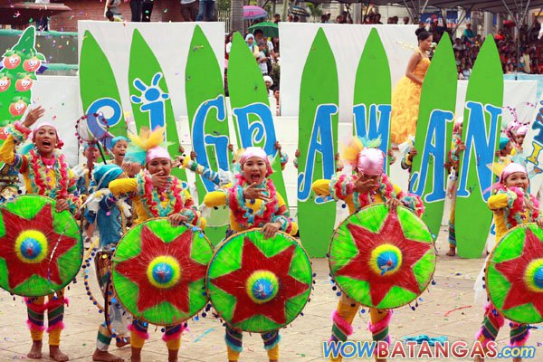 Lemery, Batangas Sigpawan Festival