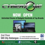 Cyberzone Now Open at SM City Batangas