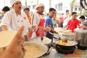 Lomi Festival Cook-Off challenge