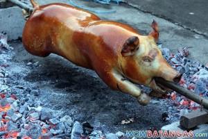 Parada ng Lechon 2012 - Balayan, Batangas