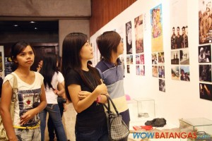Cinemalaya 2012 exhibit