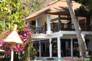 celebrities who own a house or resort in Batangas