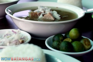 goto-in-lipa-city | Batangas dishes