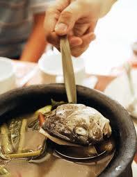 sinigang na maliputo | Batangas dishes
