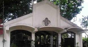 alitagtag-batangas Binukalan Church and Shrine
