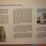 history of Tanauan City museum building