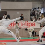 Results of the 1st Lipa Academy Fencing Trophee
