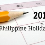 Palace Announces Complete List of Holidays in the Philippines for 2013