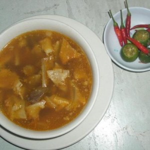gotong batangas - recipe